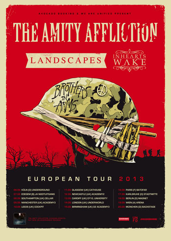 The Amity Affliction Tour