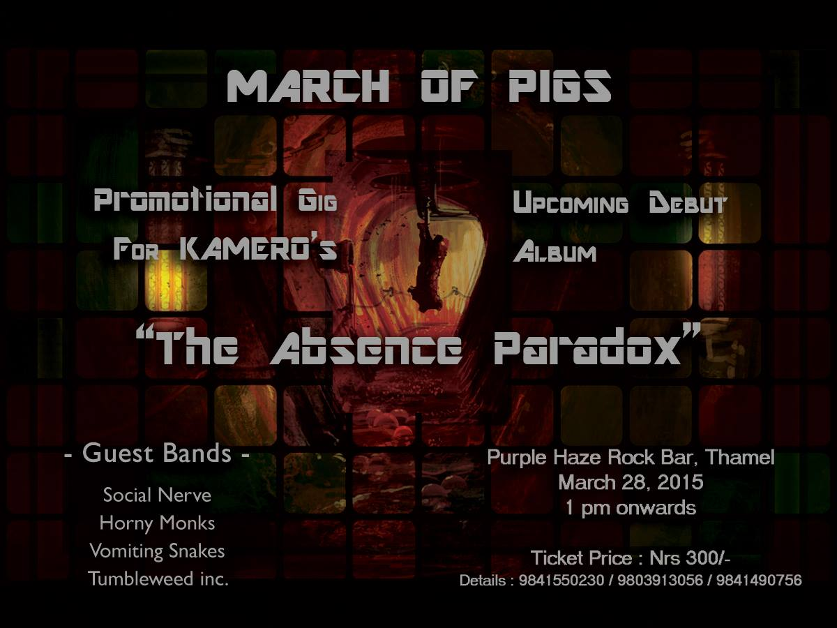 March Of Pigs