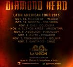Diamon Head @ Cochabamba