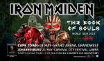 Iron Maiden World Tour 2016