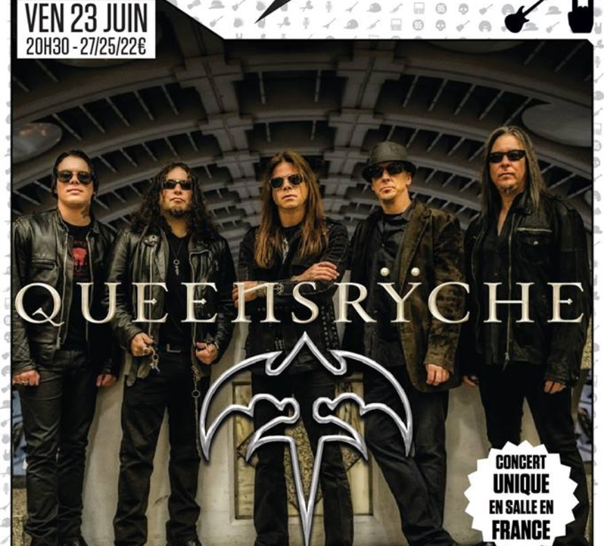 Queensryche @ Le forum