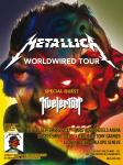 Metallica World Tour 2018