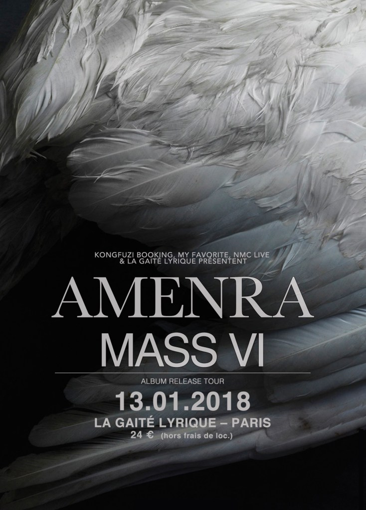 Amenra - Tour 2018