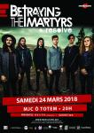 Betraying the Martyrs + Resolve
