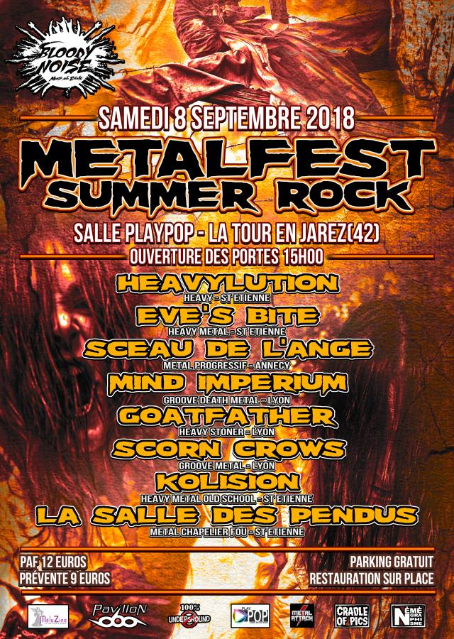 METAL FEST Summer ROCK 2