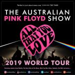 The Australian Pink Floyd Show - Tour 2019