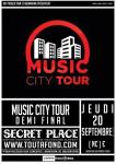 Music City Tour 1/2 Finale France