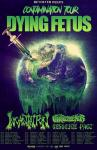 Dying Fetus - Tour 2018
