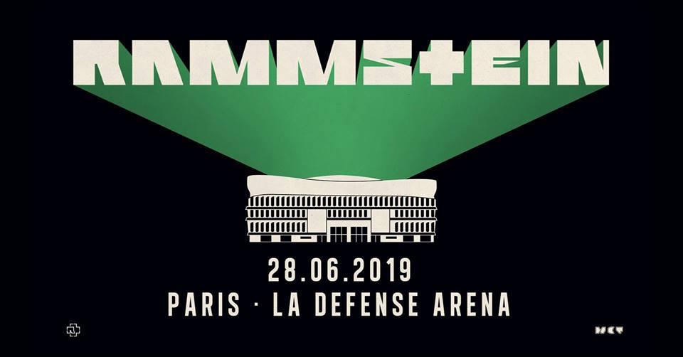 Rammstein Paris 2021