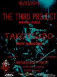 The Third Project + Takotsubo