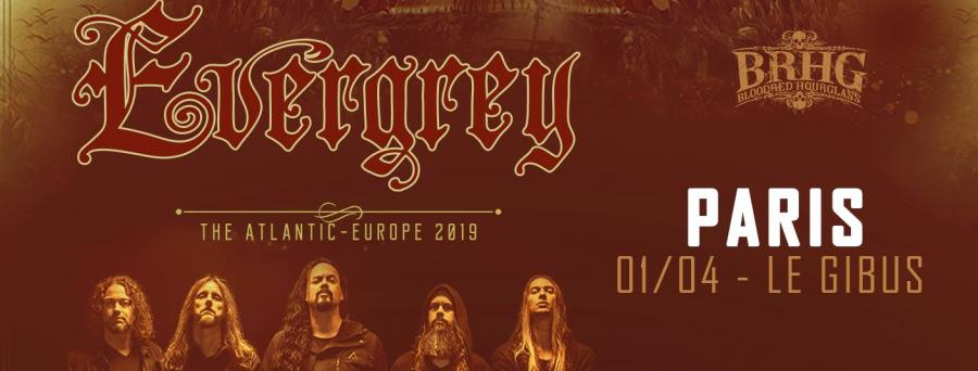 Evergrey - Tour 2019