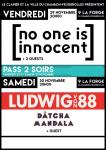 No One Is Innocent + Ludwig Von 88