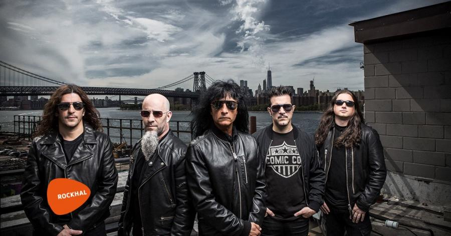 Anthrax + Death Angel