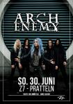 Arch Enemy - Tour 2019