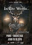 In The Woods - Tour 2019