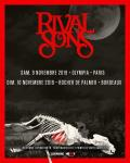Rival Sons - Tour 2019
