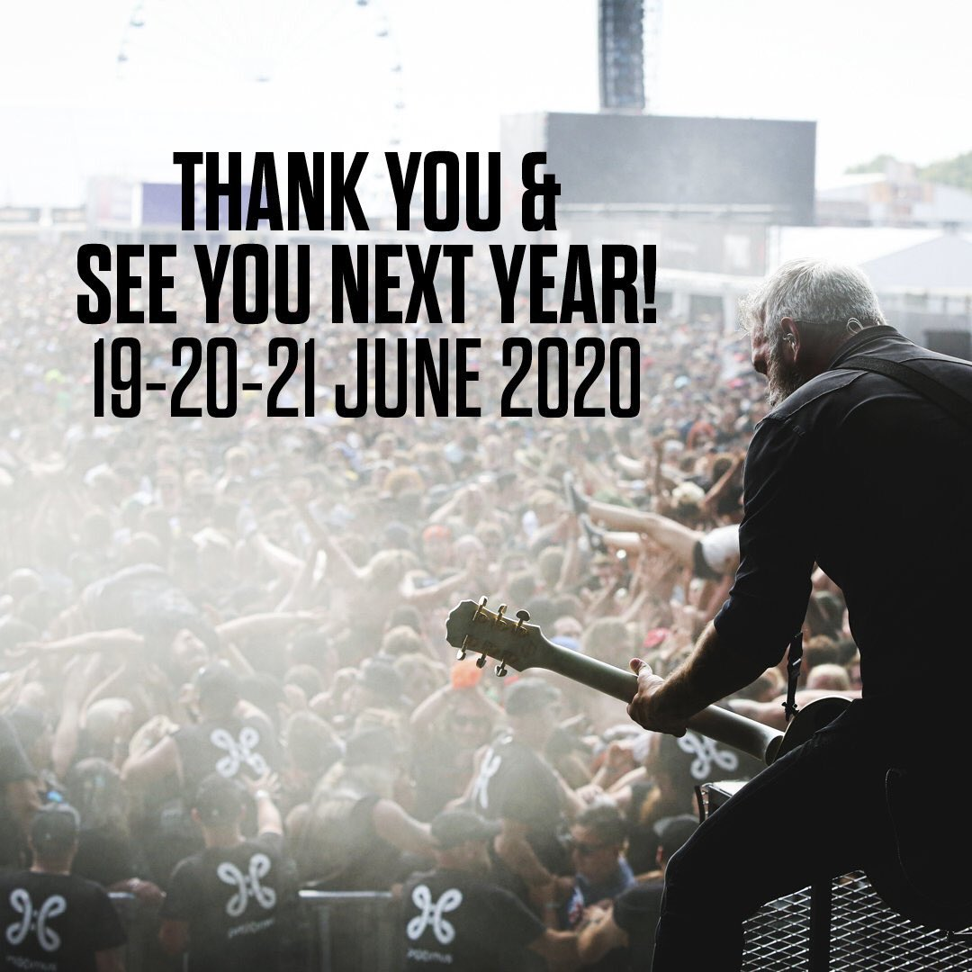 Graspop Metal Meeting 2020