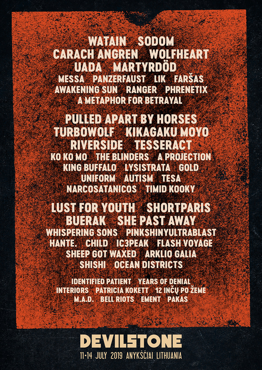Devilstone Open Air 2019