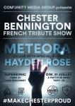 Chester Bennington French Tribute Show
