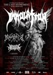 Immolation +Ragnarok +Monument Of Misanthropy