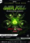 Overkill, Destruction et Flotsam & Jetsam