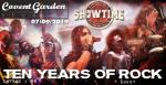 Showtime Hard Rock Tribute - 10 ans!