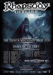 Rhapsody Of Fire - Tour 2020