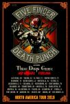 Five Finger Death Punch - Tour 2019