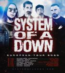System Of A Down - Tour 2020