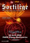 Sortilege - Tour 2020