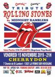 Tribute Rolling Stones By Midnight Ramblers +
