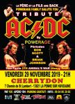 Tribute AC/DC By Powerage + Animal's War