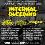 Internal Bleeding - Corrupting the West 2020