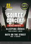 Sleeping Bones & Rats On The Street