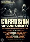 Corrosion Of Conformity - Tour 2020