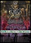 Maim + Sacramental Blood