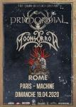 Primordial + Moonsorrow - Tour 2020