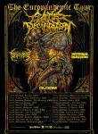 Cattle Decapitation - Tour 2020