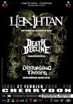 Leahtan / Death Decline / Disturbing Troops