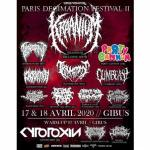 Paris Decimation Festival II