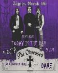 Today Is The Day/ The Obsessed