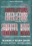 Contractions, Cemented Minds | Ty Anna, Rennes