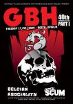 GBH - 40th Anniversary Tour