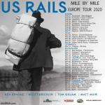 US RAILS - Mile By Mile Tour 2020