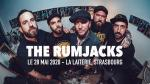 The Rumjacks - La Laiterie, Strasbourg