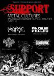 Support Metal Cultures/ Mur + Morse